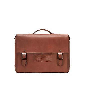 6238 DuDu Briefcases in Leather