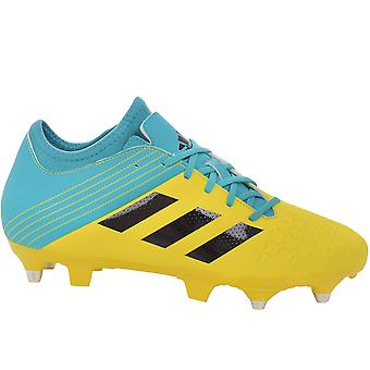 adidas Performance Mens Malice Elite Soft Ground Training Rugby Boots - Yellow