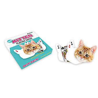 GAMAGO Kitten Playing Cards
