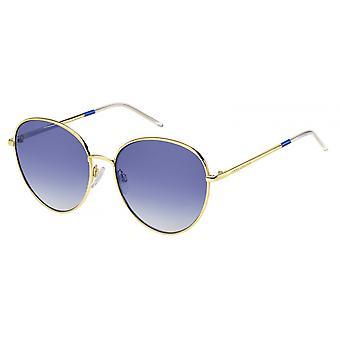 Napszemüveg Női TH1649/S LKS/08 Arany kék üveggel