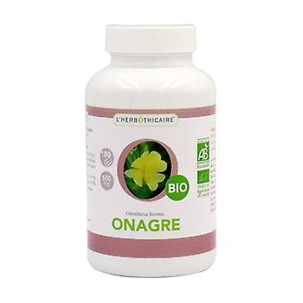 Onagre biologische olie 180 500mg capsules