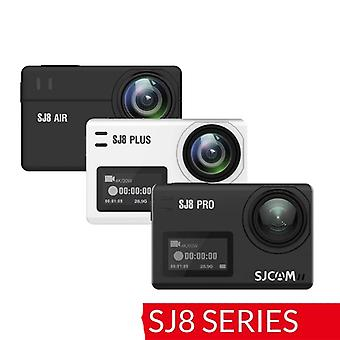 Sj8 Series 1290p 4k 60fps Action Camera For Wifi Remote Control Waterproof Sports Dv Fpv Camera