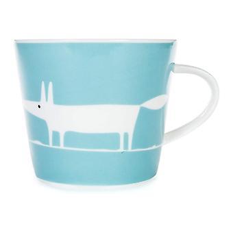 Scion Mr Fox Mug, Teal