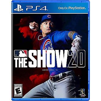 MLB The Show 20 JEU PS4