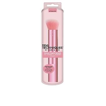 Echte technieken Lichte Laag Blush Brush voor vrouwen