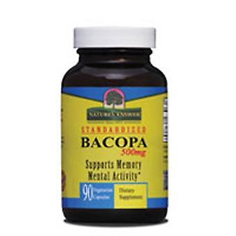 Nature's Answer Bacopa 500mg, 90 vcaps