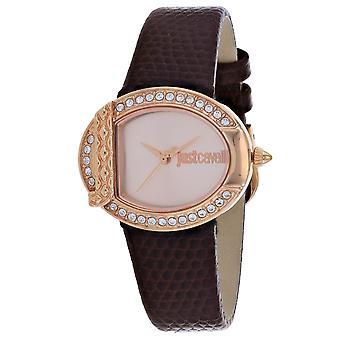 Just Cavalli Women's C Rose Gold Dial Watch - JC1L110L0035
