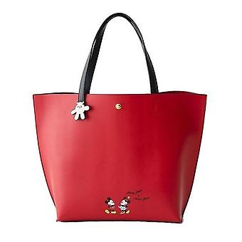 Disney Mickey/minnie Mouse Shoulder Bag - Large Capacity Bag Fashion Handbag