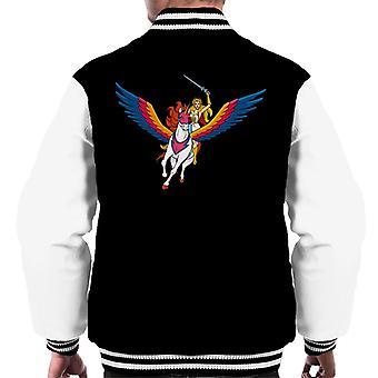 Masters Of The Universe She Ra Swift Wind Men's Varsity Jacket