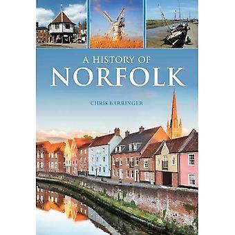 Een geschiedenis van Norfolk