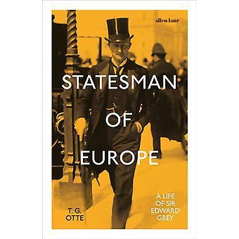 Euroopan valtiomies, kirjoittanut Otte & T. G.