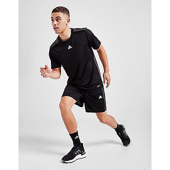 Uusi adidas Originals Men's Match Poly Shortsit Musta