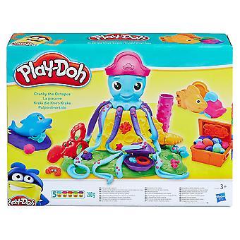 Play-doh mærkelig blæksprutte