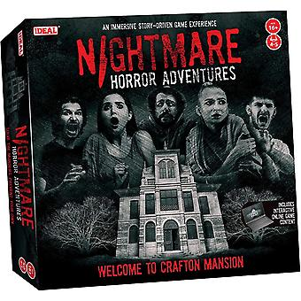 John Adams Nightmare Horror Adventures-Welcome to Crafton Mansion