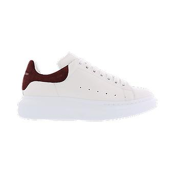 Alexander McQueen Sneake Leath S.Rubb. Larry/Sue Valkoinen 625162WHZ4K9088 kenkä