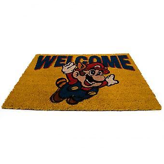Super Mario Tervetuloa kotiovellesi matto