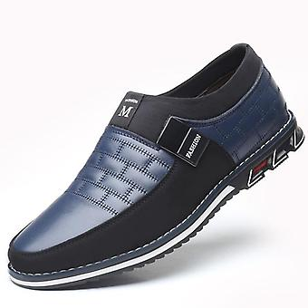 Mannen Casual Mocassins Ademende Slip-on Driving Shoes