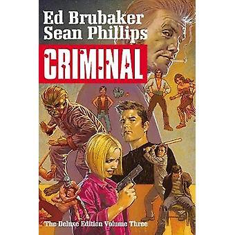 Criminal Deluxe Edition Volume 3