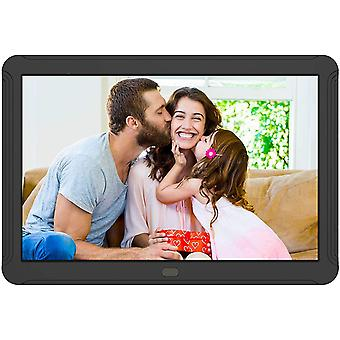 8 Inch 1920x1080 High Resolution 16:9 Full IPS Display Digital Picture Frame