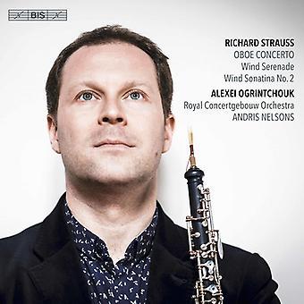 Strauss / Koninklijk Concertgebouworkest / Nelsons - Richard Strauss: Hobo Concerto [SACD] USA import