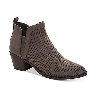 Style & Co. Myrrah Pull On Ankle Booties, Granite Size 7.5W