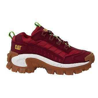 كاتربيلر CAT الدخيل أكسفورد الحضرية في الهواء الطلق الدانتيل حتى المدربين الأحمر Unisex P723313