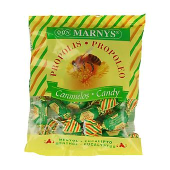 Propolis candies with menthol, eucalyptus and honey 60 g (Eucalyptus)