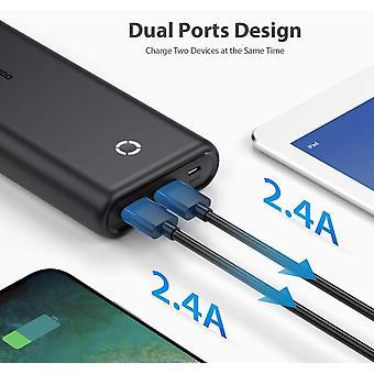 Poweradd EnergyCell 20000mAh Power Bank - External Battery Portable Charger