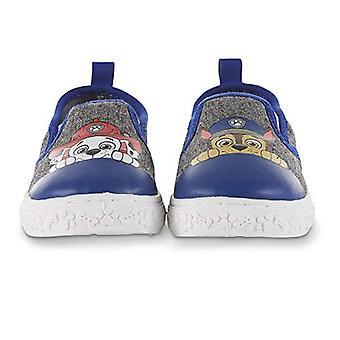 Toddler Boys Paw Patrol Albastru / Gri Slip-On Sneaker