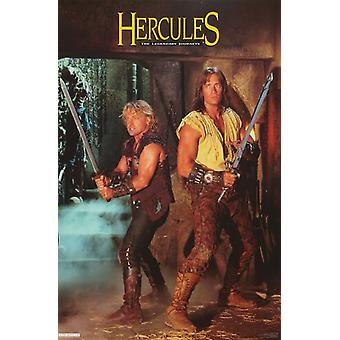 Hercules The Legendary Journeys Movie Poster (11 x 17)