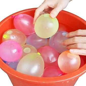 Water Balloonseasy And Quickly Filling Magic Beach Summe  (111pcs (3 Bunch))