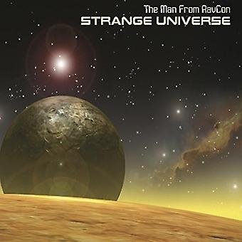 Man From Ravcon - Strange Universe [CD] USA import