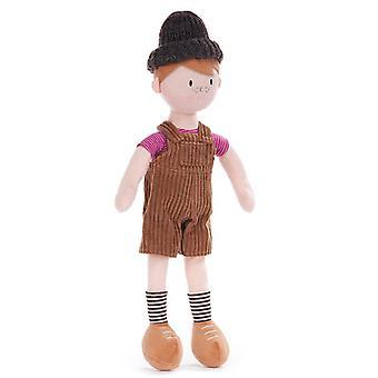 Ragtales rag doll tommy 35cm