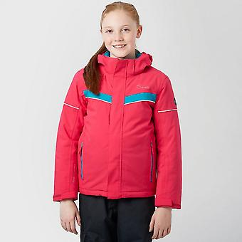New Dare 2B Girl's Mentored Ski Jacket Pink