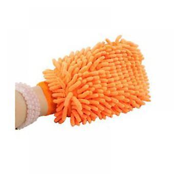 Super Mitt Microfiber AutoRuit Wassen Home Cleaning Doek Duster / handdoek