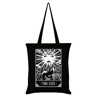 Deadly Tarot The Sun Tote Bag
