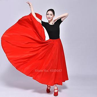 Women Spanish Flamenco Skirt