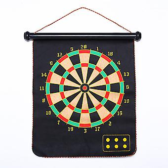 Child double-sided safety magnetic dart board