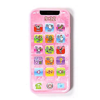 Kid Touch Screen Mobile Phone Russian And English Language Learning Machine