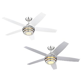 DC ceiling fan Viviana with LED light and remote
