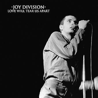 Joy Division - kärlek kommer slita oss ifrån varandra [Vinyl] USA import