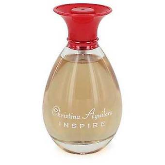 Christina Aguilera Inspire By Christina Aguilera Eau De Parfum Spray (tester) 3.4 Oz (women) V728-491616