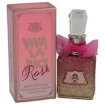 Viva La Juicy Rose Eau De Parfum Spray By Juicy Couture 1 oz Eau De Parfum Spray