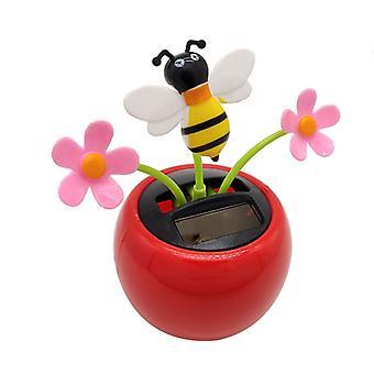 Bewegende Dansende Swing Flip Flap Solar Toy