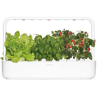 Click and Grow Smart Garden 9 Indoor Gardening Kit (Includes 3 Mini Tomato, 3 Basil
