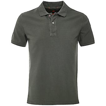 Parajumpers Garment Dyed Basic Polo Shirt