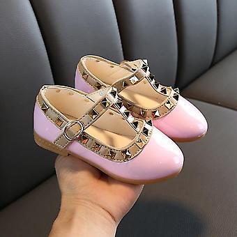 الربيع الطفل مسمار الأحذية - عارية حذاء الصيف الصندل