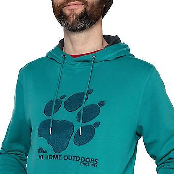 Jack Wolfskin Summer Logo Hoodie