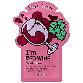 Tony Moly Mascarilla facial de Vino Tinto 21 gr