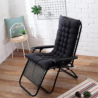 Recliner Soft Back Rocking Chair Solid Color Cushion